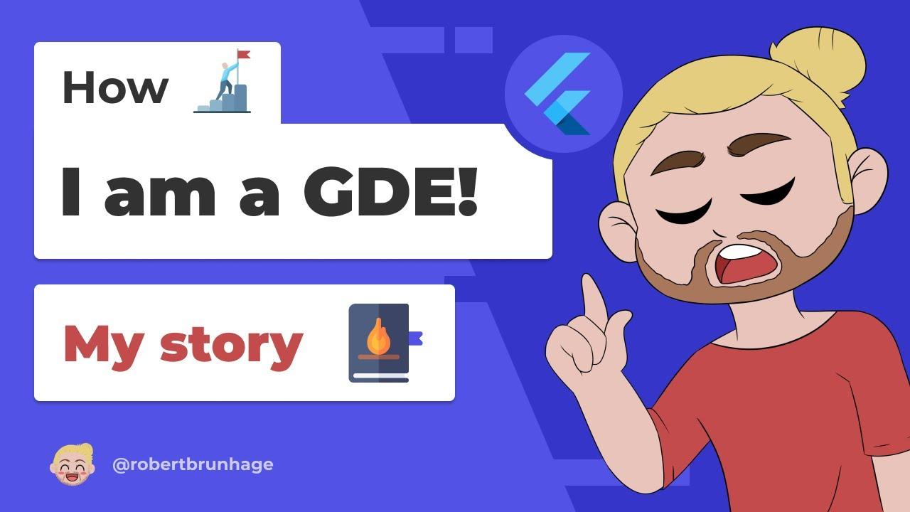 How I Became a Google Developer Expert (GDE)