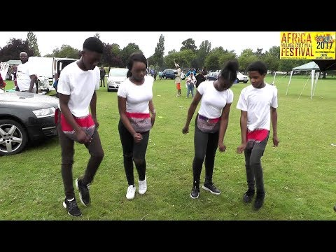 African Village Cultural Festival London 2017 In The Park: Exhibitions & Cultural Activities