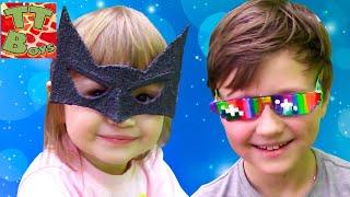 ВЛОГ Игорь и Арина в Развлекательном Центре для детей