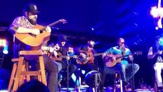 "Zac Brown Band ""Sweet Annie"" at Fenway Park 6/27"