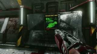 2013 Ghost Ship - Survival horror/1st person shooter UDK Gameplay test