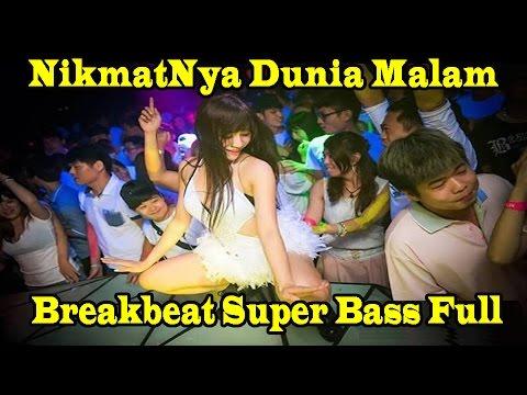 Super  Bass Gila Selamat Ulang Tahun Breakbeat Remix Party 2017 ▶ Ampun Dj Kenceng Banget Musiknya