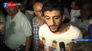 Բերման ենթարկվածները ազատ են արձակվել. «Ոչ թալանին»-ի հաջորդ հավաքը՝ սեպտեմբերի 11-ին