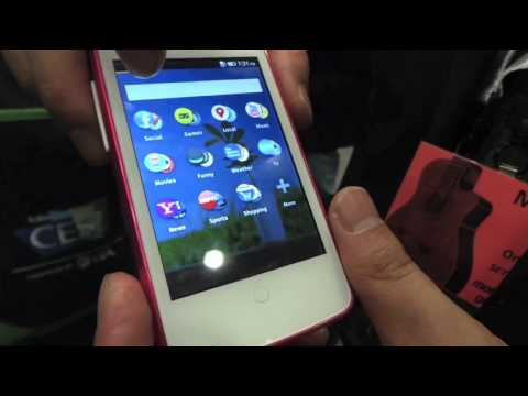Mozilla Firefox OS First Look