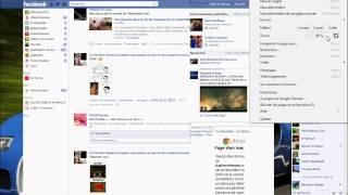 Comment changer le theme de facebook !