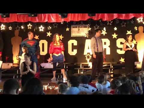 First quarter Osceola Oscars 3-5 grade