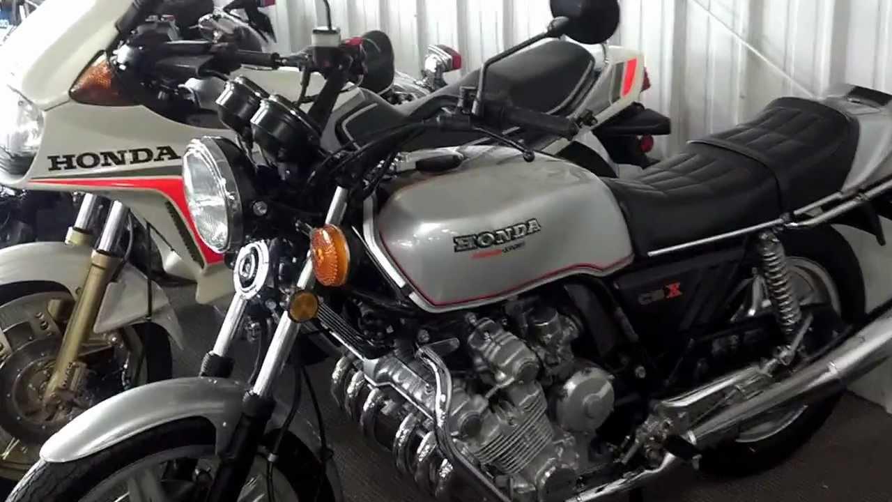 1979 Honda CBX1000 For Sale / All Original Low Miles ...