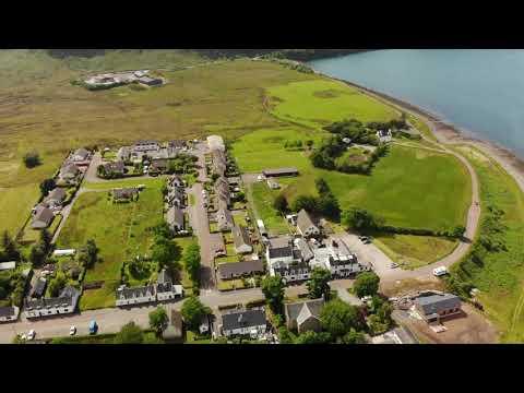Poolewe / Loch Ewe Scotland - Mavic Air 2019