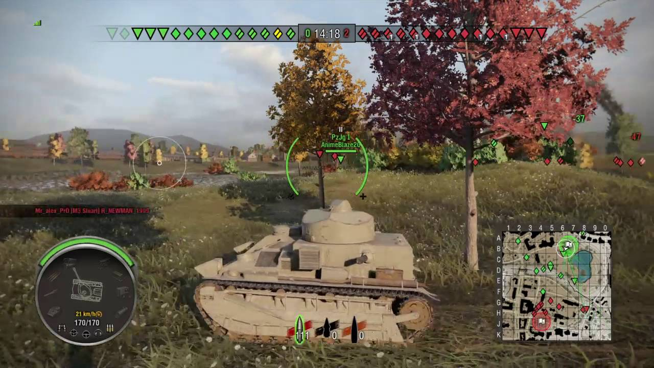 Download World of Tanks zuando bididou