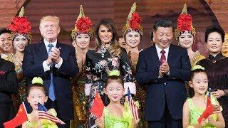 Как торговая война США и Китая отразится на мировой экономике? Обсуждение на RTVI