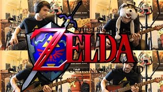 The Legend of Zelda Theme in 10 Styles