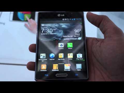 LG Optimus VU II Hands on Review - iGyaan