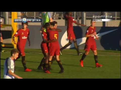 Campionato PRIMAVERA 1: Roma - Inter 1-2