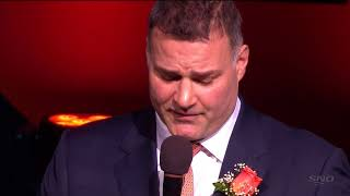 Eric Lindros Jersey Retirement Ceremony (Full)