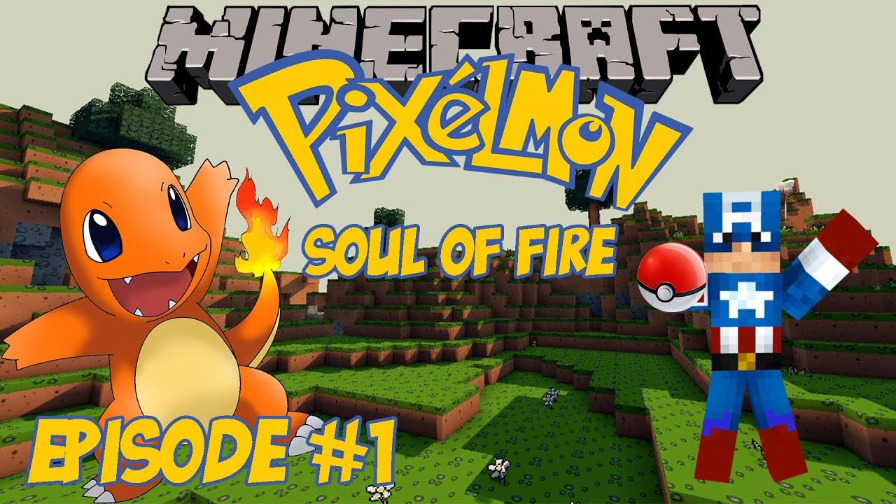 Charmander i choose you minecraft pixelmon 3 0 soul of - Pixelmon ep 1 charmander ...