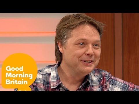 Shaun Dooley On Cuffs And Police Cuts  Good Morning Britain