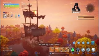 "Fortnite Save the World Yarrr! Pirate Quest - ""Walk the Plank"" Pirate Ship & Unlocking Blakebeard"