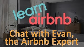 Gambar cover Chat with Airbnb Super Host Evan Kimbrell