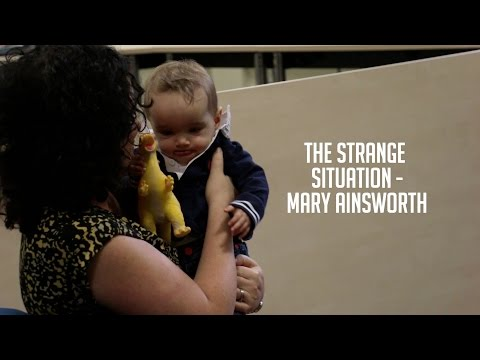 The Strange Situation |Mary Ainsworth