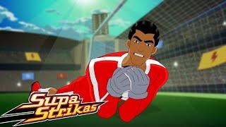 Supa Strikas | Big Bo, To Go! | Full Episodes | Soccer Cartoons for Kids | Football Cartoon