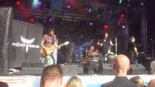 Phönix Rising - Sunset Hero (Live @ Stadtfest der Füchse Duisburg 2015)