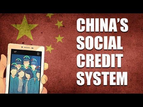 China's Black Mirror Social Credit System