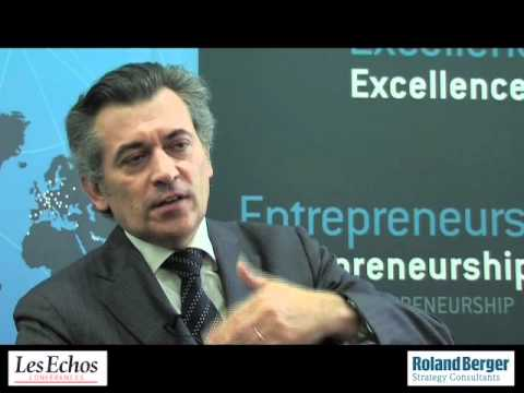 Interview de Christophe Angoulvant, Senior Partner, Roland Berger