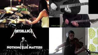 4Cover - Metallica - Nothing else matters
