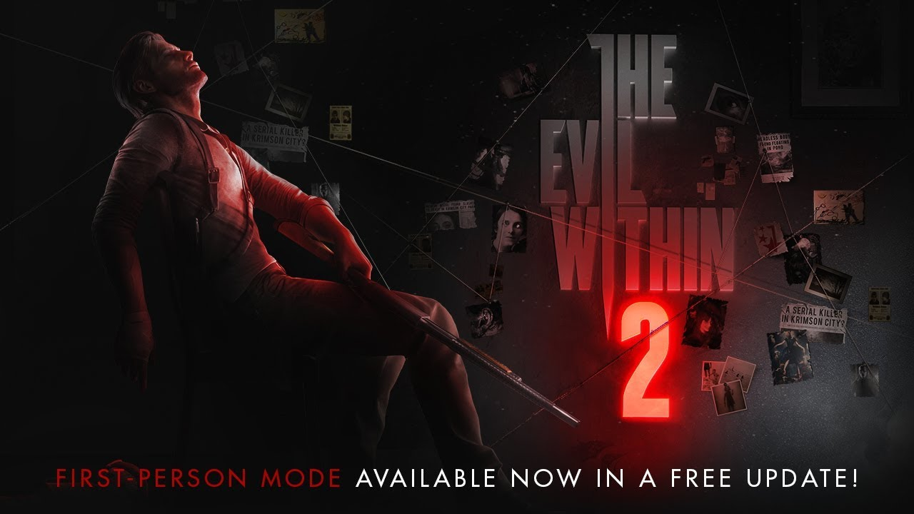 The Evil Within 2's spooky new first-person mode needs to be seen