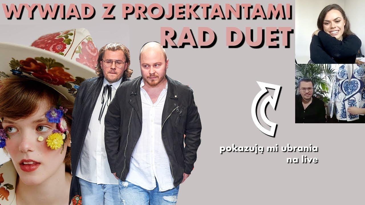 """Wywiad z projektantami """"Rad Duet"""""""