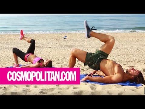 Get Surfer Girl Legs and Butt | Cosmopolitan