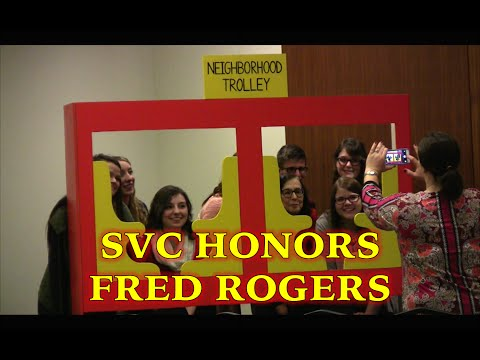 Saint Vincent Honors Legacy of Fred Rogers