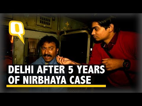 16 December: 5 Years Since Nirbhaya, How Much Has Delhi Changed? | The Quint
