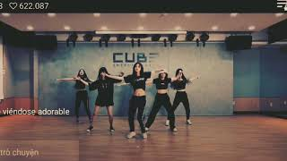 (G)I-DLE - Hann (Alone) dance practice video!!!