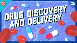 How to Engineer Health - Drug Discovery & Delivery: Crash Course Engineering #36