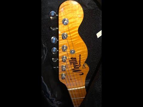 Neville Telecaster Guitar Demo by Jason Jordan