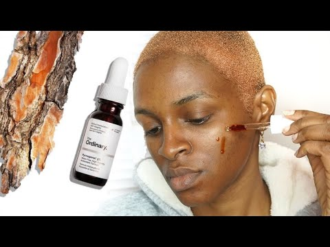 The Ordinary Pycnogenol 5 Review Beautyfrenzyblog Youtube