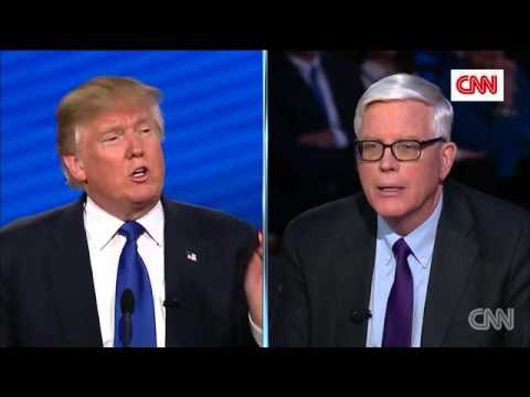 Tenth Republican Primary Debate - February 25 2016 on CNN - 20 Insults from the CNN Debate