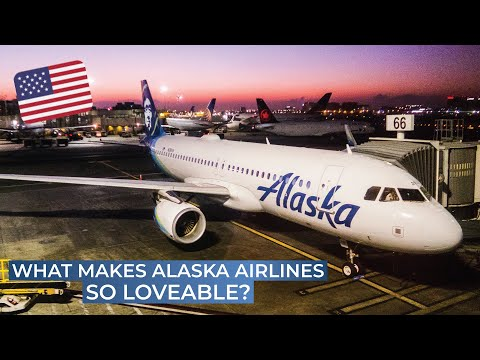 TRIPREPORT   Alaska Airlines (ECONOMY)   Chicago O'Hare - Los Angeles   Airbus A320