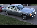 1982 Mercedes 300cd update