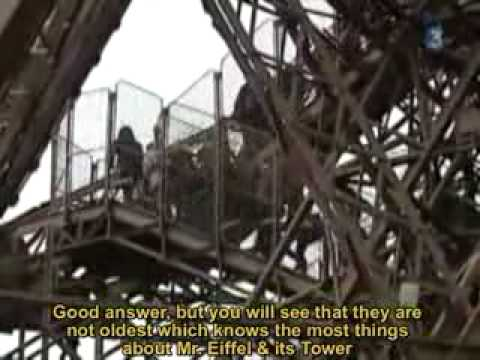 Secrets unconvered about eiffel tower youtube Eiffel tower secret room