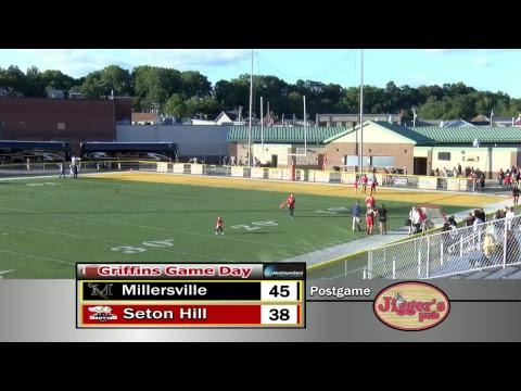 Seton Hill Griffins vs. Millersville Marauders