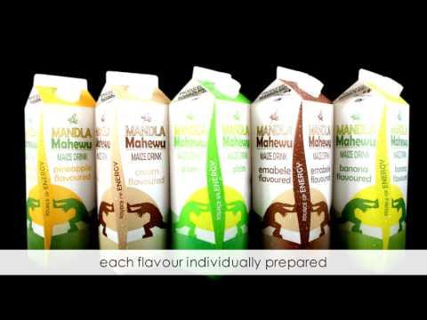 Mandla Mahewu: Flavours