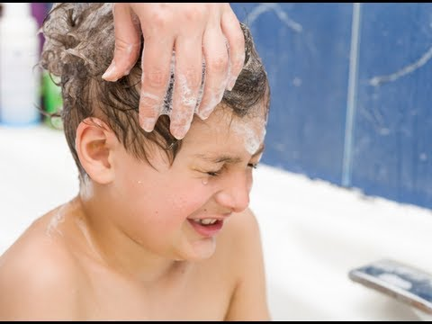 Should Children Bathe Every Day?