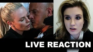 The Fate of the Furious Trailer Reaction