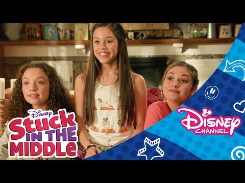 Stuck in the Middle   Safety First   Official Disney Channel Africa