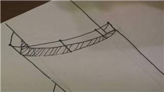 Drawing Lessons : How to Draw a Spiral Staircase