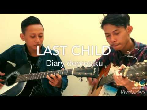 Last child -Diary depresiku cover