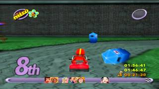 Action Girlz Racing - RomUlation Plays Wii
