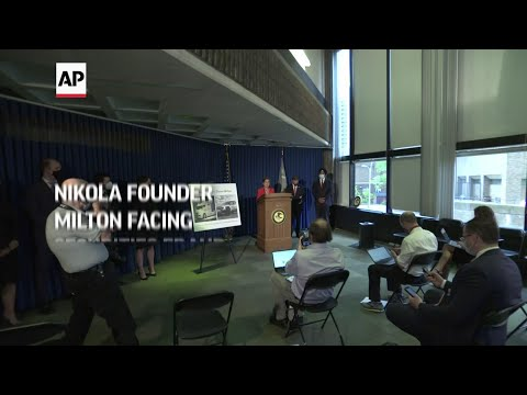 Nikola founder Trevor Milton faces fraud charges